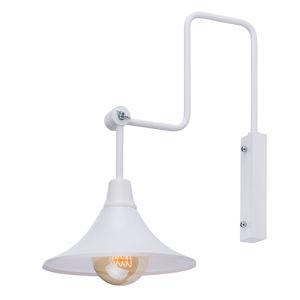 ALDEX Nástěnné světlo 783, jeden zdroj, bílá